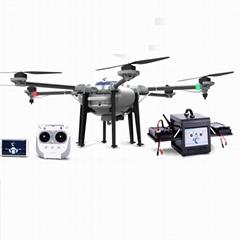2017Latest Design Water Proof 10L  Crop Sprayer Drone UAV