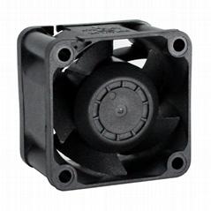 新款散热风扇HD-4028 40x40x28mm 0.18A 12V DC