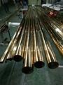 不鏽鋼鍍色6米管