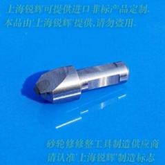 Natural Diamond Forming Blade-55°R0.2