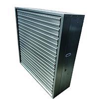 wall mounted type slim hanger fan 1