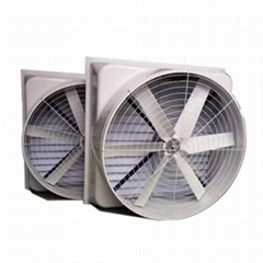 FRP wall mounted type fan