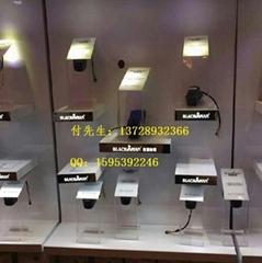隱藏式行車記錄儀展示架