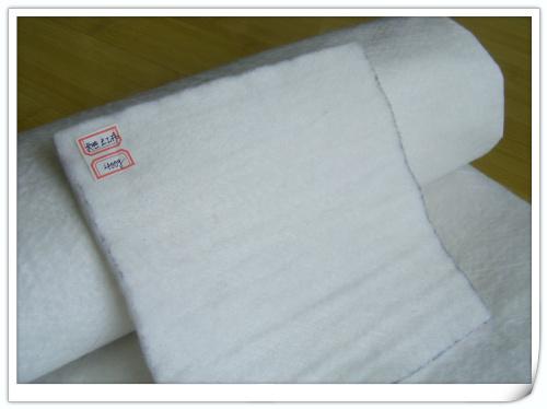 安徽皖升力環保長絲紡粘針刺非織造土工布 1