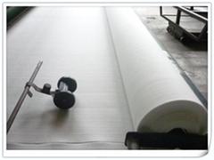 安徽皖升力環保丙綸短纖針刺土工布