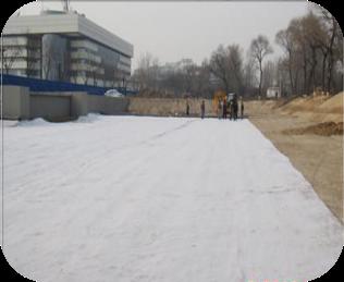安徽皖升力環保丙綸短纖針刺土工布 3