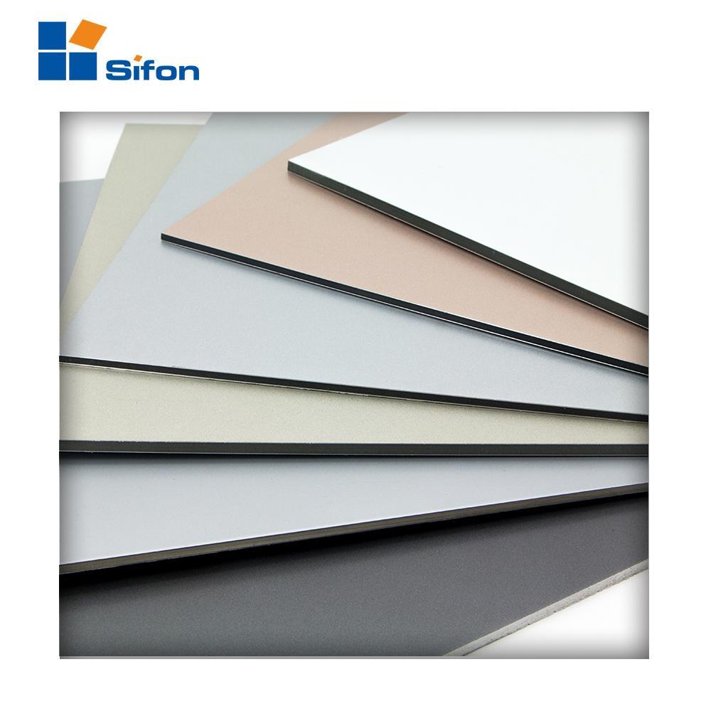 China Popular Exterior Wall Design ACP/Acm/Aluminum