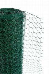 熱浸六角金屬絲網/焊接鍍鋅加離子線網/重六角金屬網
