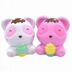 Kiibru jumbo squishy pu soft slow rising squishies toys