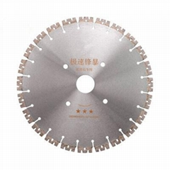 Diamond granite saw blade