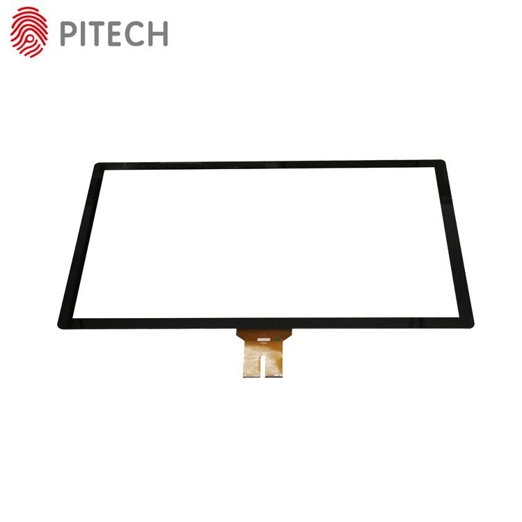 Commercial Touchscreen Parts 43 Inches Capacitive Multi Touch Glass Panel 1