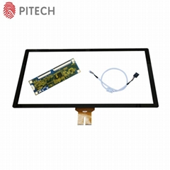 Multitouch Screen 18.5 Inches Capacitive Touch Frame