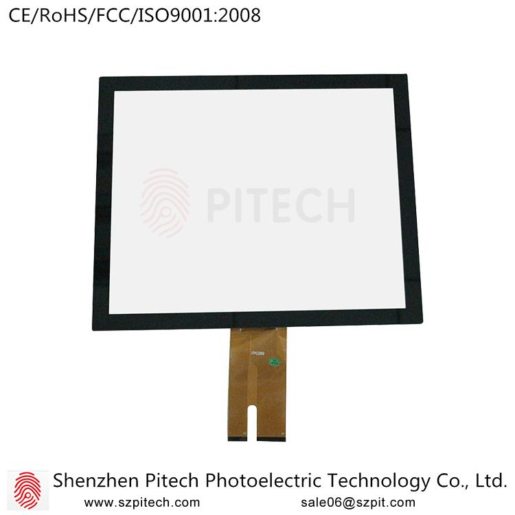 10.4 Inches Projected Capacitive Touch Screen Panel 1