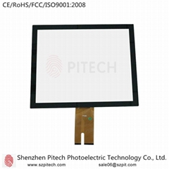 10.4 Inches Projected Capacitive Touch Screen Panel