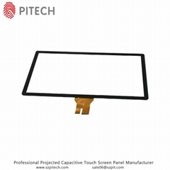 Commercial Display 23 Inches Capacitive Interactive Touch Screen