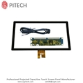 Transparent Capacitive Touch Screen Kits 10.1 Inches  2