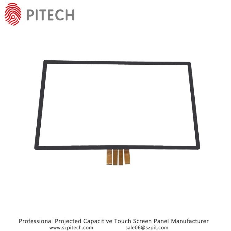 Education Touchscreen 49 Inches Capacitive Large Touch Screen Panel 1