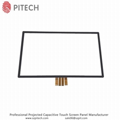 Education Touchscreen 49 Inches Capacitive Large Touch Screen Panel