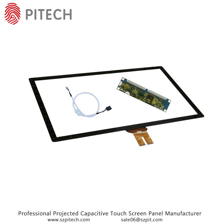 Projected Capacitive Touch Screen 55 Inch Touch Panel 2