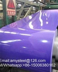 Prime Prepainted Galvanized Steel Coils Ppgi Coil
