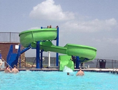 swimming pool water games water park slides