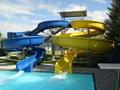 swimming pool water games water park slides 2