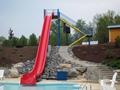 swimming pool water games water park slides 3