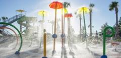 Hot Design Water Splash Pad Amusement Water Spray Equipment For Sale