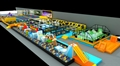 High Quality Customized Theme Indoor Playground Indoor Soft Play 3