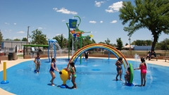 hot sale aqua splash pad