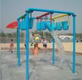 Aqua Park Equipment Children Play Water Park Dump Bucket for Pool 5
