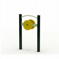 Mutong stainless pipe Exercise Equipment Outdoor Fitness Equipment Adults Used o