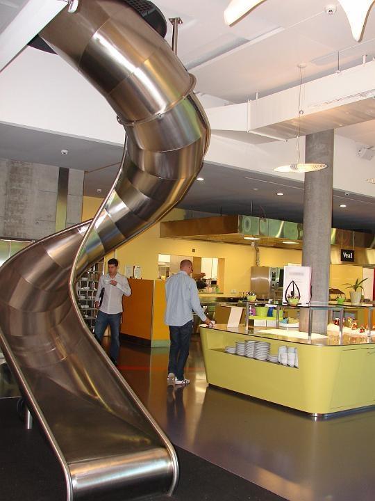 牧童定做不鏽鋼造型滑梯非標定製滑梯S型旋轉滑梯 4