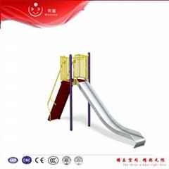 專業定做不鏽鋼造型滑梯 非標定製滑梯非標不鏽鋼