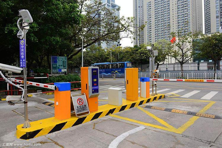 瀋陽停車場收費系統 3