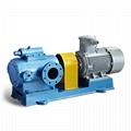 3G screw rotary pump high viscosity