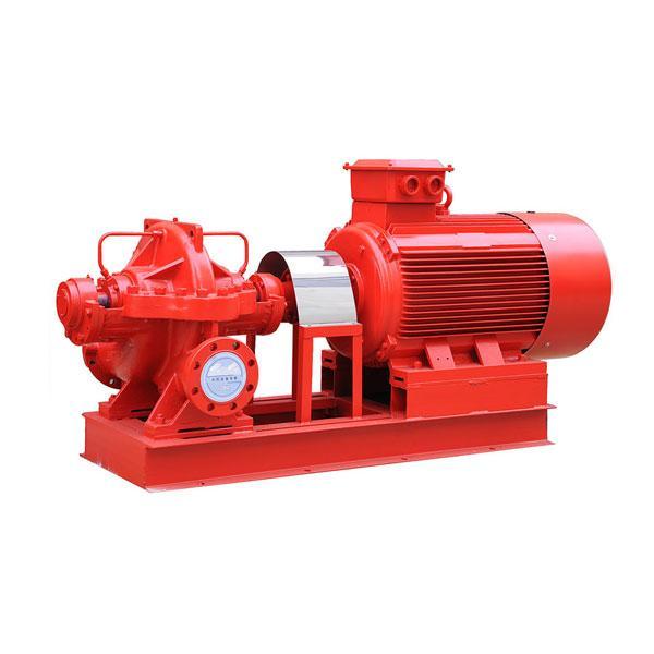 S Splite Case type big flow Electric Motor water pump