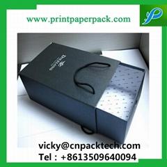 Custom Handmade Luxury Cosmetic Perfume Box Jewelry Earring Necklace Bracelet Wa