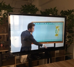 I86 interactive touch panel