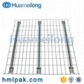 Storage cheap steel metal welded ga  anized  powder coated wire mesh deck panel