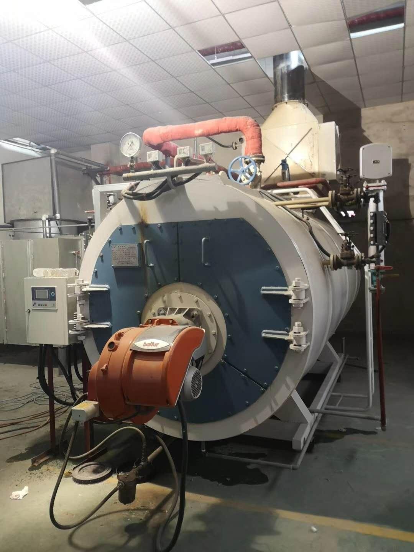 天然气热水锅炉 2