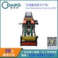 广州康美风全功能风管生产线