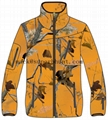 Blaze Camo Printed Polyester Tricot for Hunting and City Causal Wear in Low Roya 2