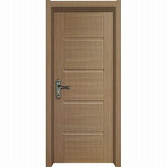 home office use interior pvc door
