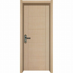 PVC Films Wood Grain Decorative Sheet For WPC Door