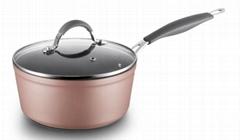 7 PCS Die-casting Aluminum Non-stick Cookware