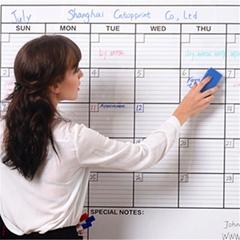 "OEM Jumbo dry erase wall calendar 36""x48"" 72""x48"""
