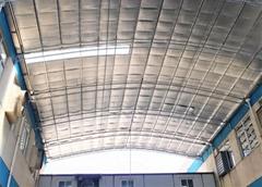 屋顶隔热铝箔保温材料
