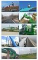 双层气泡隔热材用于建筑施工管道维护 3