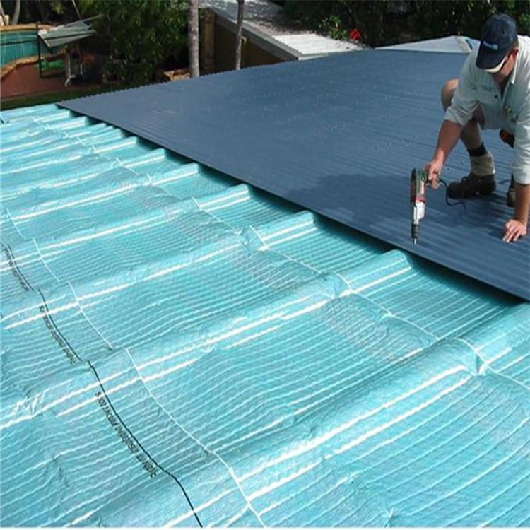 建築牆面專用鋁箔雙層氣泡隔熱保溫隔熱材料 2